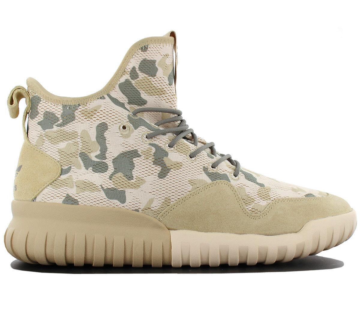Adidas Originals Sneaker Tubular X UNCGD Uncaged Sneaker Originals Schuhe Grau Camouflage BB8402 4bb236