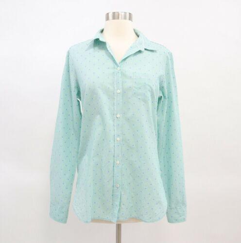 Marie Lund Button-Up Shirt Blouse Womens 8/38 Stri