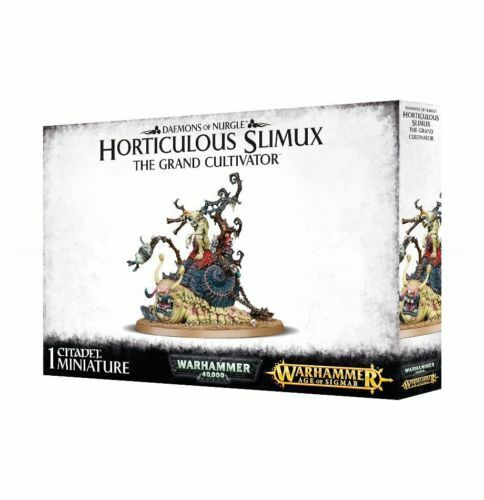 Age of Sigmar  Daemons of Nurgle Horticulous Slimux (83-43)