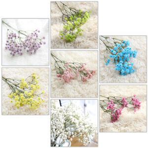 Artificial-Plastic-Gypsophilia-Flower-Bouquet-For-Weddings-Home-Garden-Decor