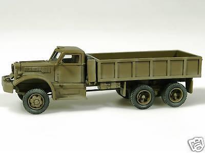 Wespe 72061 1//72 Resin WWII US Diamond T968 B Cargo Truck