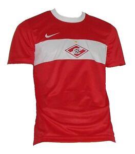 Spartak-Moscou-maillot-Home-Nike-shirt-Jersey-Maillot-Camiseta-Maglia