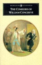 Good, The Comedies of William Congreve  (Penguin Classics), Congreve, William, B