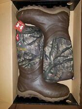 6766af18dde57 item 3 UA H.A.W. 800GR Under Aromur Rubber Hunting Boots Mossy Oak  Treestand Size 14 -UA H.A.W. 800GR Under Aromur Rubber Hunting Boots Mossy  Oak Treestand ...