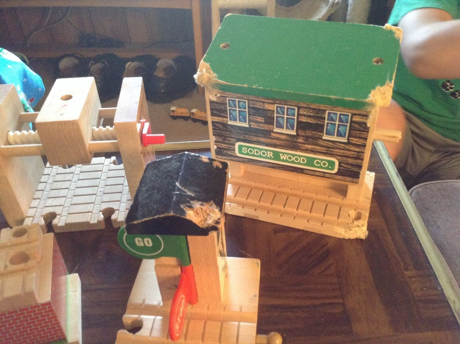 Miscellaneous Thomas the tank train toy pieces