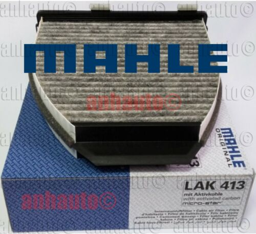 MAHLE CHARCOAL Cabin Air Filter  for Mercedes LAK413