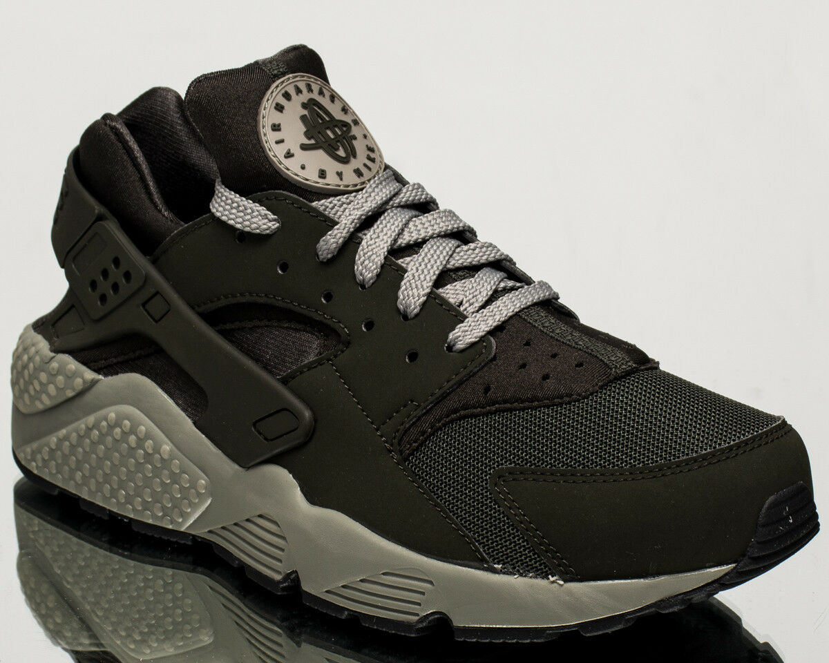Nike Air Huarache Uomo lifestyle scarpe da ginnastica NEW sequoia dark stucco 318429-311