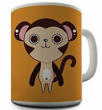 Cute Monkey Funny Design Novelty Gift Tea Coffee Office Mug