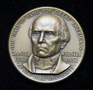 HTF Susan B Anthony Medallic Art Bronze Medal Hall Fame