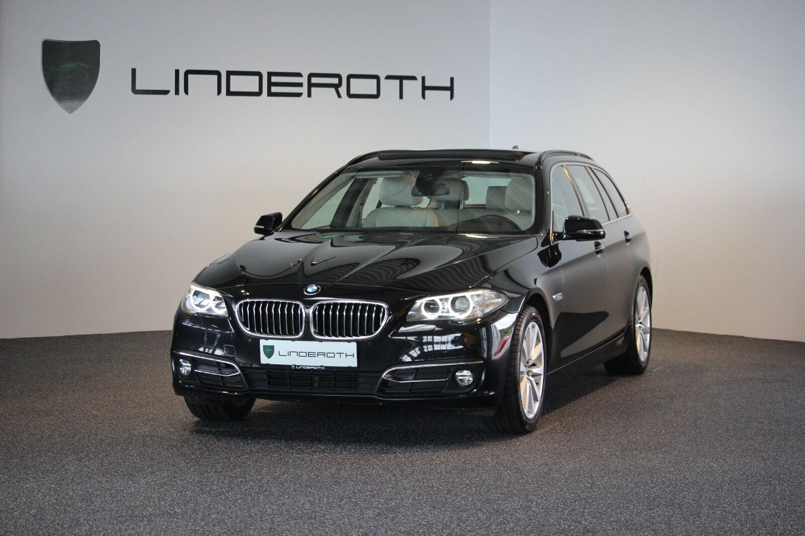 BMW 520i 2,0 Touring aut. 5d