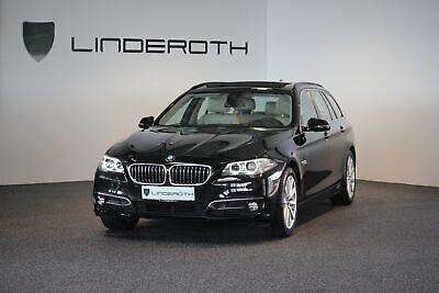 Annonce: BMW 520i 2,0 Touring aut. - Pris 299.500 kr.