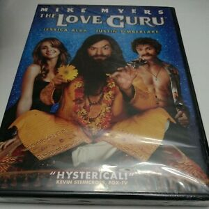 The Love Guru (DVD, 2008), Mike Myers, Jessica Alba