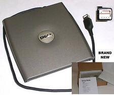 NUOVO Dell D bay esterno DVD-RW CD-RW/DVD-ROM SERIE D Modulo Drive Caddy pd01s