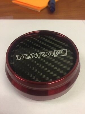 1 Tenzo R Type M Mesh Center Cap Replacement CDC-0222 Custom Wheel Cap New