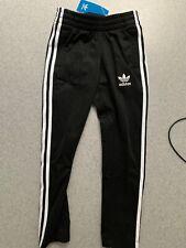 NWT BR2232 Adidas Originals Men/'s Adibreak Snap Track Pants Black Sz S-2XL $70