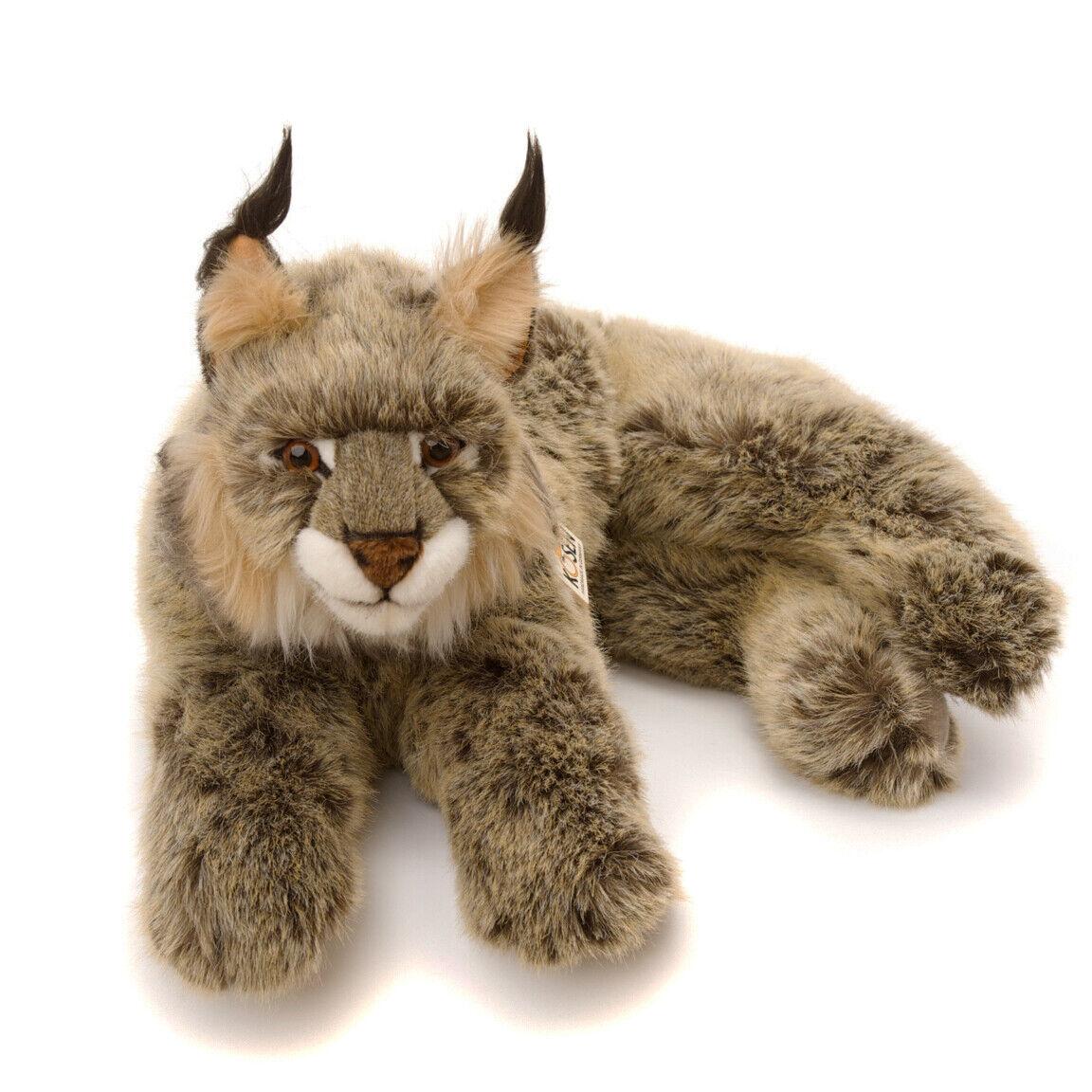 Lynx plush collectable soft toy - Kosen   Kösen - 5920 - 59cm