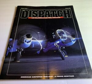 Spring 1993 Dispatch Magazine Confederate Air Force WWII Back Issue