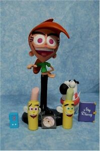 """Nick Toons Fairly OddParents TIMMY 7"""" Plush STUFFED ANIMAL ...  Fairly Oddparents Toys"""