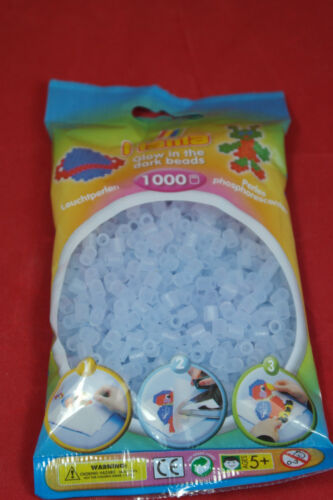 Original HAMA Beads deluxe colour range 1000 beads//bag