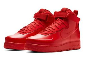 Details about Nike Men's Air Force 1 Foamposite Cupsole (Red) Shoes NIB BV1172 600 $200