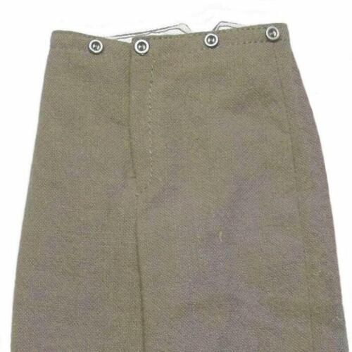 1//6 Battle Gear Toys Pantalon Trousers 21 11 Gris Western Guerre de Sécession