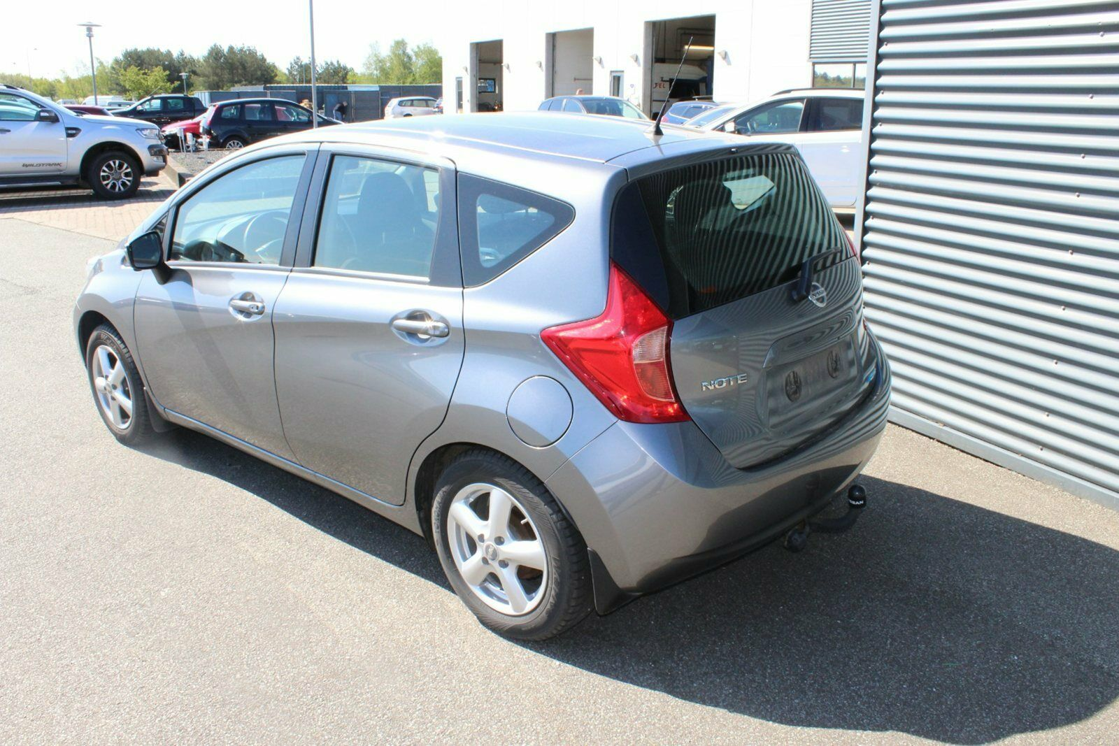 Nissan Note 1,2 Acenta Tech Pack - billede 2