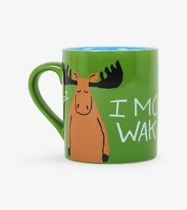 Hatley-Funny-Ceramic-Coffee-Mug-I-MOOSE-WAKE-UP-14-oz