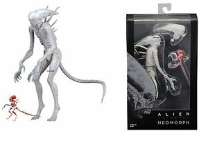 NECA-ALIEN-COVENANT-NEOMORPH-ALIEN-ACTION-FIGURE-with-BABY-9-034-23cm-TALL