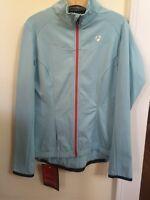 Women's Wsd Bontrager Rxl Thermal Jersey Size Large Blue
