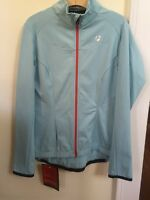 Women's Wsd Bontrager Rxl Thermal Jersey Size Small Blue