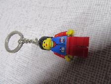 2016 / 02 Lego® Stadt City Schlüsselanhänger Mädchen Minifigur wie Bild
