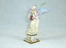 Seltene Porzellanfigur Engel Nymphenburg 19 Jh.