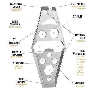 EDC-decapsuleur-Porte-Cles-Lock-Survie-Camping-Pocket-Tool