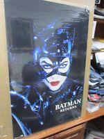 Vintage Batman Returns Catwoman Poster Movie 12340