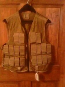 Tactical Vest by Eagle Industries, Unlimited. NEW.