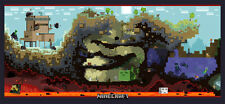"Minecraft World Cross Section Poster Picture Art Print Official Licensed 22""x34"""