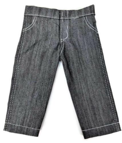 Boy Dark Wash Denim Jeans fits 18 inch American Girl Doll Clothes Pants