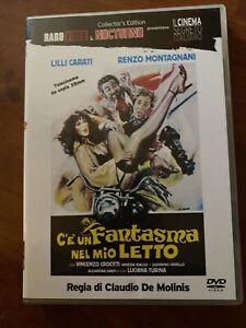 C'È UN FANTASMA NEL MIO LETTO DVD EDIZ. RARO VIDEO (montagnani, Lilli Carati)