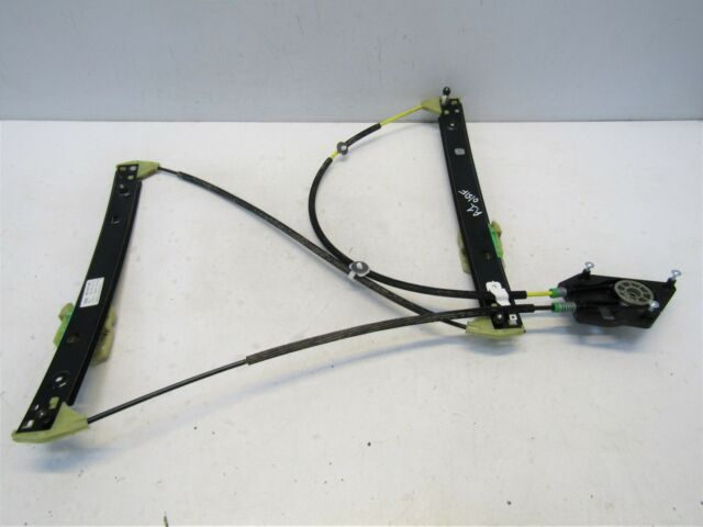 AUDI A1 2010-14 OFFSIDE FRONT DOOR WINDOW REGULATOR (3 DOOR) 8X3837462    #9736V