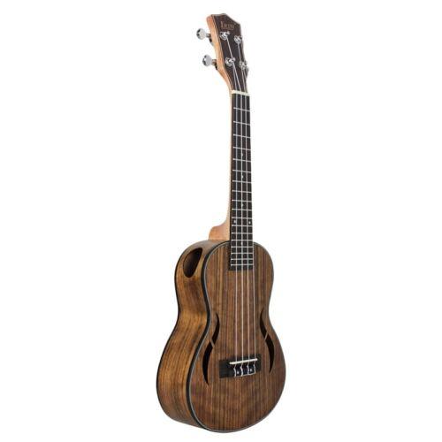 IRIN Tenor Ukulele 26 Zoll Walnut Holz 18 Fret Akustik Gitarre Ukulele Maha U1F8