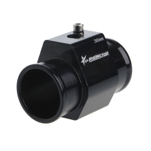 36mm Water Temp Temperature Joint Pipe Sensor Gauge Radiator Hose Adapter New