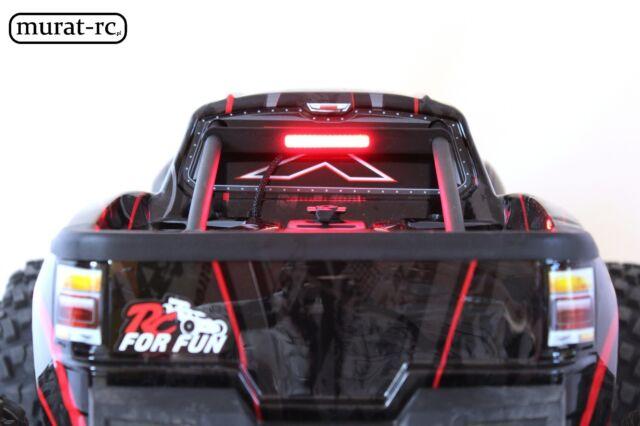 Led Rear Stop Light Traxxas X Maxx 6s 8s Waterproof By Murat Rc