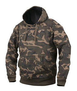 FOX-CHUNK-NEW-Camo-Limited-Edition-Lined-Hoodie-Hoody-All-Sizes
