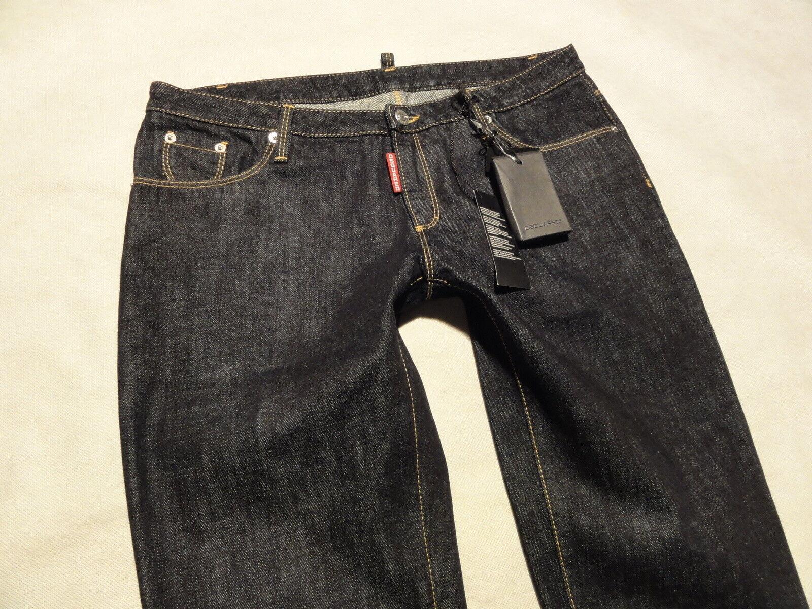 DSQUARED2 - MOD.72 size 46 (W35L36) - women's jeans