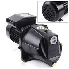 Commercial 1 Hp Shallow Well Jet Pump With Pressure Switch Water Pump 3420rpm Fast