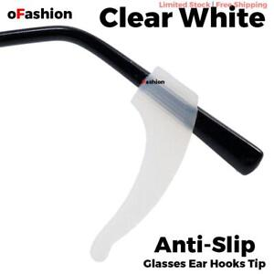 7c469f7e48f9 Image is loading Ear-Hook-Silicone-Glasses-Temple-Tip-Eyeglasses-Grip-
