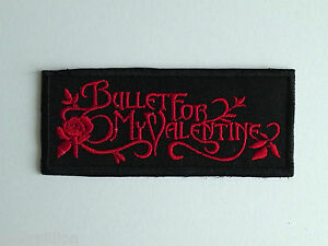 PUNK-ROCK-HEAVY-METAL-MUSIC-SEW-ON-IRON-ON-PATCH-BULLET-FOR-MY-VALENTINE-b
