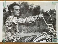 Easy Rider Poster Vintage Pin-up Print Peter Fonda Motorcycle Chopper USA Tank