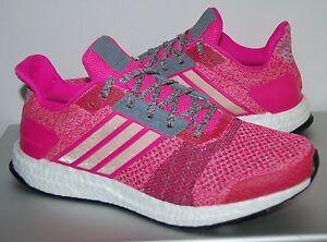 454f9ba67 Image is loading Adidas-Women-039-s-Ultra-Boost-St-Running-