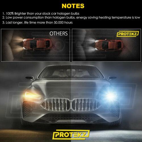 H11 LED Headlight Kit Plug/&Play 60W 6000K for 2005-2010 PONTIAC G6 Low Beam